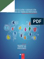 Guía de Detección y Derivación de Víctimas de Trata de Personas