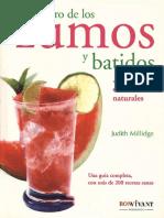 Cocina - El Libro de los Zumos y Batidos.pdf