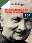 HEIDEGGER, Martin - Aclaraciones a la poesía de Hölderlin.pdf