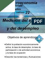 Cap22-Medición Del Empleo y Del Desempleo