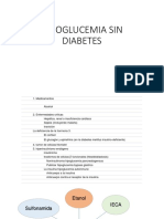 Hipoglucemia Sin Diabetes