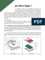 Diferencias Entre SSD vs HDD