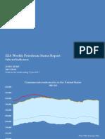 Eia Weekly Petroleum Status Report (1)