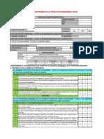 Ficha de Monitoreo de La Sesion de Aprendizaje 2016 PDF