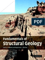 Fundamentals of Structural Geology [Pollard D.D., Fletcher R.C.]