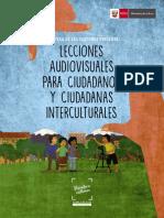 Lecciones Para Ciudadanos y Ciudadanas Interculturales