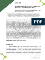 O uso de canabinóides no tratamento alternativos dos sintomas da esclerose múltipla