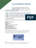 INSTALACIONES ELECTRICAS II EQUIPOS ACCESORIOS