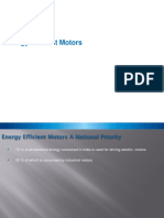 Energy Efficient Motor Efficiency Class