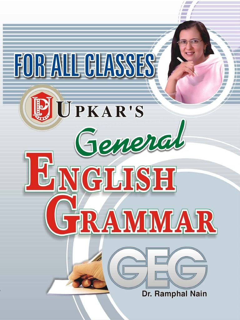General English Grammar by Dr. Ramphal Nain [Complete][PDF] -Stark ...