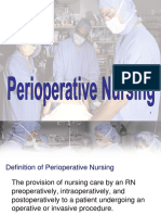 34187471 Perioperative Nursing