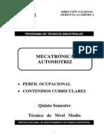 Mecatronica Automotriz 5° Semestre