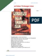 Globalisasi Dalam Timbangan Islam