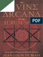 De Biasi - Divine Arcana Of Aurum Solis.pdf