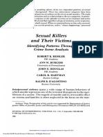 J Interpers Violence 1986 RESSLER 288 308