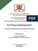 van Ess, Ist China konfuzianisch - No 23