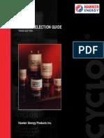 Cyclon Selection Guide