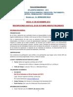 Información Completa Del Curso Pucp 2013
