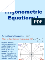 Trigonometric Equations I.ppt