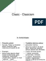 6_Clasic_Clasicism