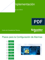 Guia de Implementacion Configuracion Alarmas Vijeo Designer