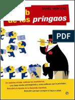 Montero Daniel - El Club de Los Pringaos