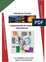 Organización de Plantas Industriales