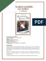 Anne McAllister - Un Amor a Prueba