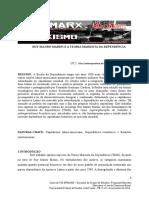 13ruy Mauro Marini e a Teoria Marxista Da Dependência (1)