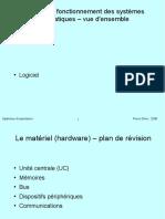 Chpt1_Structure Du Système Informatique