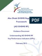 Ad Ehsms Rf - Gd - Understanding Ad Ehsms Kpi's