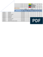 Mep Material Submittals Log