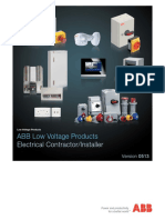 ABB Contractor Catalogue May 2013