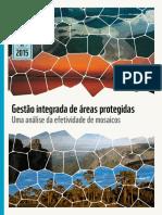 Gestão Integrada de Áreas Protegidas - Uma Analise Da Efetividade de Mosaicos