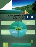 Amazonia en El Periodo Republicano