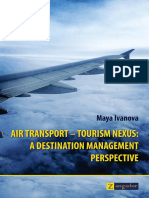 Ivanova (2017) Air Transport-Tourism Nexus - A Destination Management Perspective