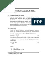 D_pengukuran Laju Aliran Fluida
