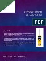 Photoionization Detectors (PID)