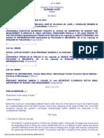 PDAF (Belica vs Executive Sec)