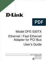 Manual Dfe 530tx