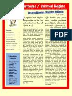 Bulletin July 11, 2010