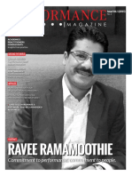 Performance Magazine Printed Edition - 022015 Volume 1