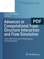 Advances in Computational Fluid-Structure Interaction and Flow Simulation