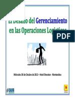 Calog-cedol-tercerizacionel Desafio Del Gerenciamiento en as Operaciones Logisticas