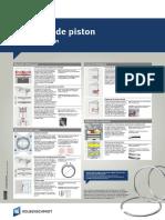 Segmenți de Piston Funcție Și Design 53052