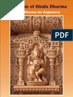 Catechisam of Hinduism Srisa Chandra Vasu