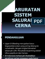 Kedaruratan Sistem Saluran Cerna