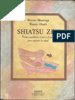 Shiatzu Zen - Shizuto Masunaga - Parte 1