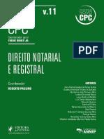Repercussões CPC 11 - Direito Notarial