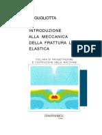 Gugliotta a. - Introduzine Alla Meccanica Della Frattura Elastica